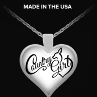 Country Girl Necklace countrygirlswag2