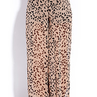 Spot-On Leopard Pants | FOREVER 21 - 2000090134