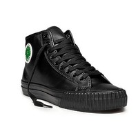 Shop — BKc College Basics — PF Flyers Center Hi Leather (Sandlot Black) | The BKc