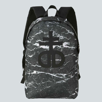 Marble Backpack - One Size / Black