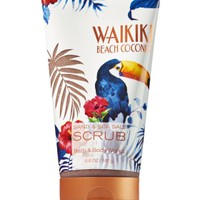 Sand & Sea Salt Scrub Waikiki Beach Coconut