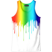 Melting Color Tank