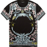 Givenchy - Shark-Print T-Shirt | MR PORTER