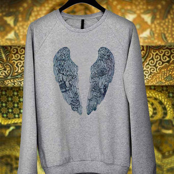 Coldplay Ghost Story Bird sweater sweatshirt unisex adult
