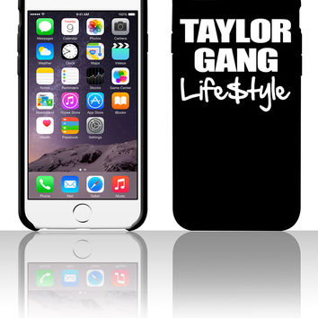 Taylor Gang Lifestyle yes 5 5s 6 6plus phone cases