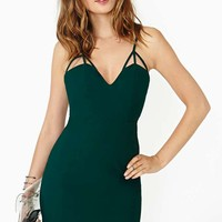 Nasty Gal Major Points Dress