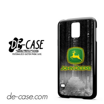 John Deere Zoo Green For Samsung Galaxy S5 Case Phone Case Gift Present