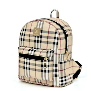 Women  Backpack Classic Small Minimalist School Bags for Teenagers Girls Sac A Dos Femme Feminine Backpack
