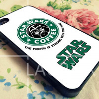Star Wars coffee 3 iPhone Case and Samsung Galaxy Case