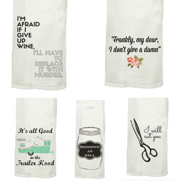 Twisted Ware Hand Towel