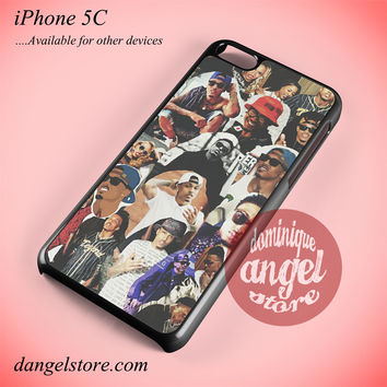 August Alsina College Phone case for iPhone 5C and another iPhone devices