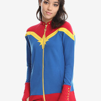 Marvel Captain Marvel Jacket