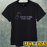 Studio Ghibli Men T Shirt