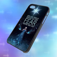 Elsa Frozen Quotes - iPhone 4/4s, iPhone 5/5s/5c, iPod 4/5, htc one-htc one X, 3D