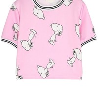 Must-have Cartoon Cropped Tee - OASAP.com