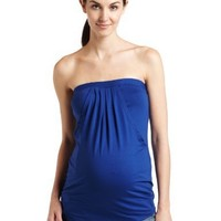 Jules & Jim Women`s Maternity Tube Top with Insert Bra