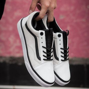 Vans x The North Face 2018 latest style sports shoes sneakers F