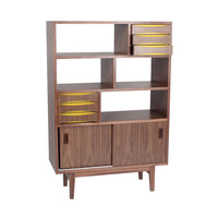 Retro Relaxation Storage Unit