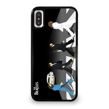 THE BEATLES ABBEY ROAD iPhone 5/5S/SE 5C 6/6S 7 8 Plus X/XS Max XR Case Cover
