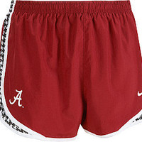 Nike Women's NCAA Alabama Tempo Shorts - Dick's Sporting Goods