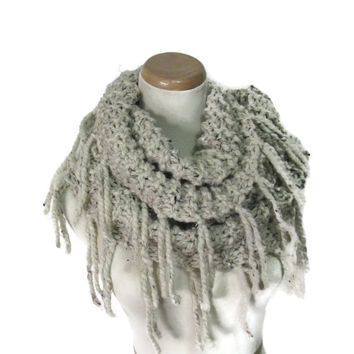Best Bulky Knit Scarf Products On Wanelo
