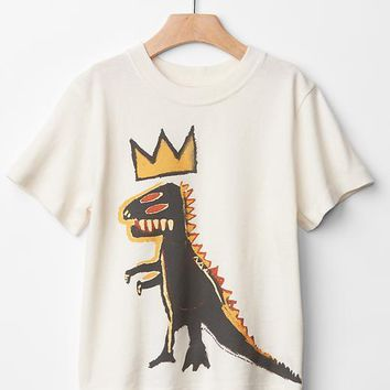 Junk Food Basquiat Graphic Tee