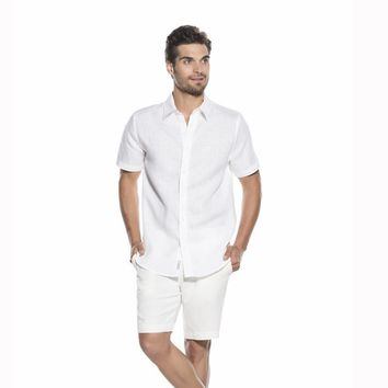 ONDADEMAR SELVATICA SOLIDS SHORT SLEEVE SHIRT SHIRT BEACHWEAR