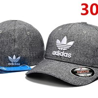 Gray ADIDAS Unisex Baseball Golf Cap Hats 003