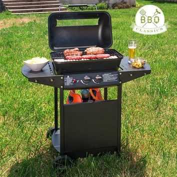BBQ Classics 1834VA Gas Barbecue with Grill