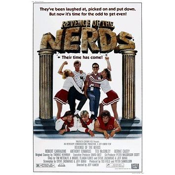 Revenge Of The Nerds Movie Poster 11 inch x 17 inch poster
