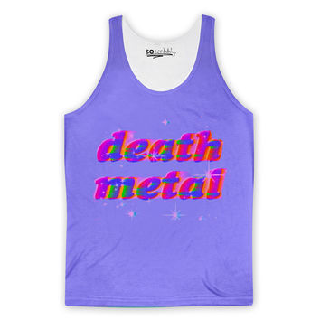 Cute Death Metal Tank Top