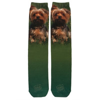 Yorkshire Terrier Sublimated Socks