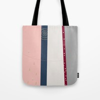 a few golden dots Tote Bag by Ia Po