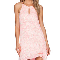 Parker Pricscilla Dress in Pink