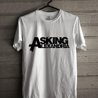 Asking Alexandria Rocksin Shirt For Man And Woman Shirt / Tshirt / Custom Shirt