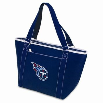 Tennessee Titans Insulated Navy Cooler Tote