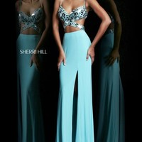 Sherri Hill Dress 21332 at Prom Dress Shop