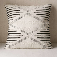 Printed Eyelash Pillow - Urban Outfitters
