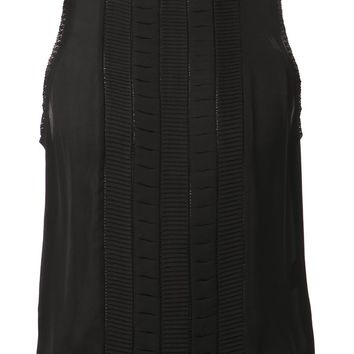 Alice+Olivia pleated top