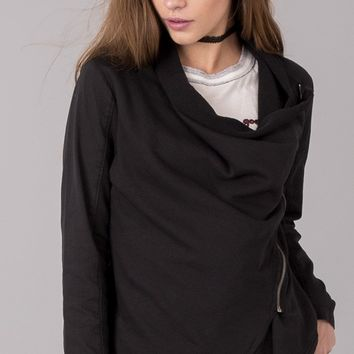 Levitation Jacket in Black by Others Follow