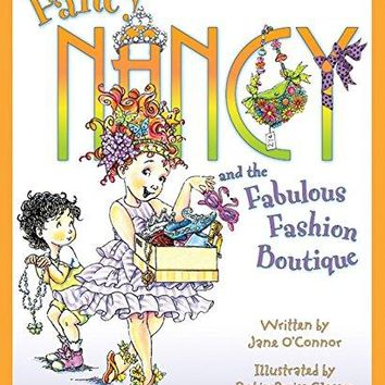 Fancy Nancy Boutique Book