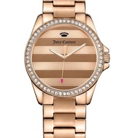 Rose Gold Plate Laguna by Juicy Couture, O/S
