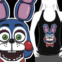 Five Nights at Freddy's Toy Bonnie by Kaiserin