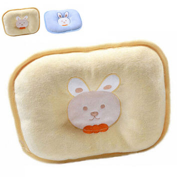 New Fashion Newborn Baby Pillows Lovely Cartoon Baby Support Cushion Pillow Comfortable Infant Support Cushion Pillows VT0124 Salebags