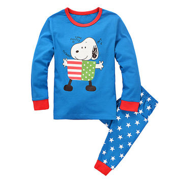 Winter Children Cotton Sleeve Home Set [6324909956]