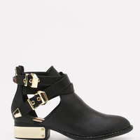 Oh My Ankle Boots - Black