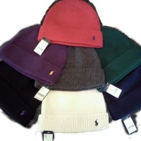 Ralph Lauren Polo skull cap new 2012 design and colors