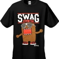 Hello Domo! Swag All Day Men's T-Shirt #52 (Large)