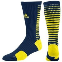 adidas Team Speed Vertical Crew Sock - Men's at Foot Locker
