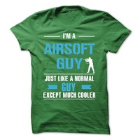 Cool Airsoft guy